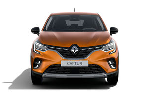 Captur facelift