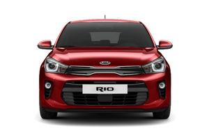 Rio facelift