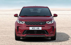 Discovery Sport facelift