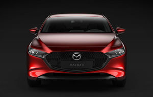 Gama Mazda 3