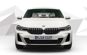 Seria 6 GT facelift