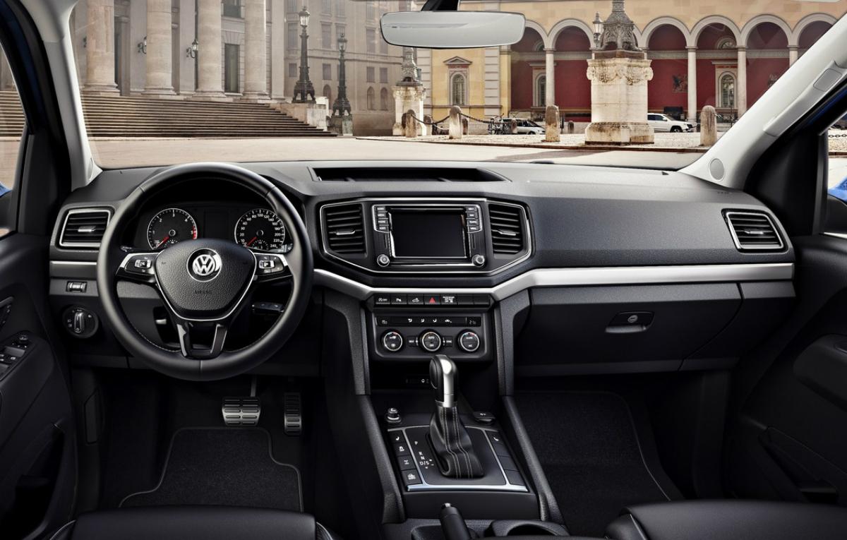 Volkswagen Amarok facelift - AutoMarket